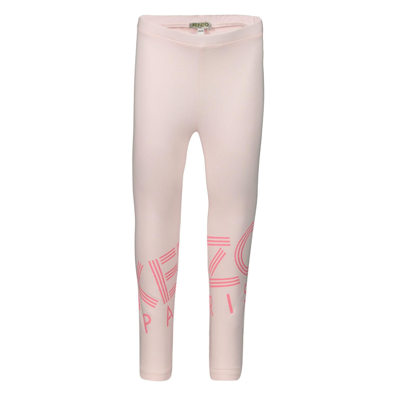 Afbeelding van Kenzo KP24027 baby legging licht roze