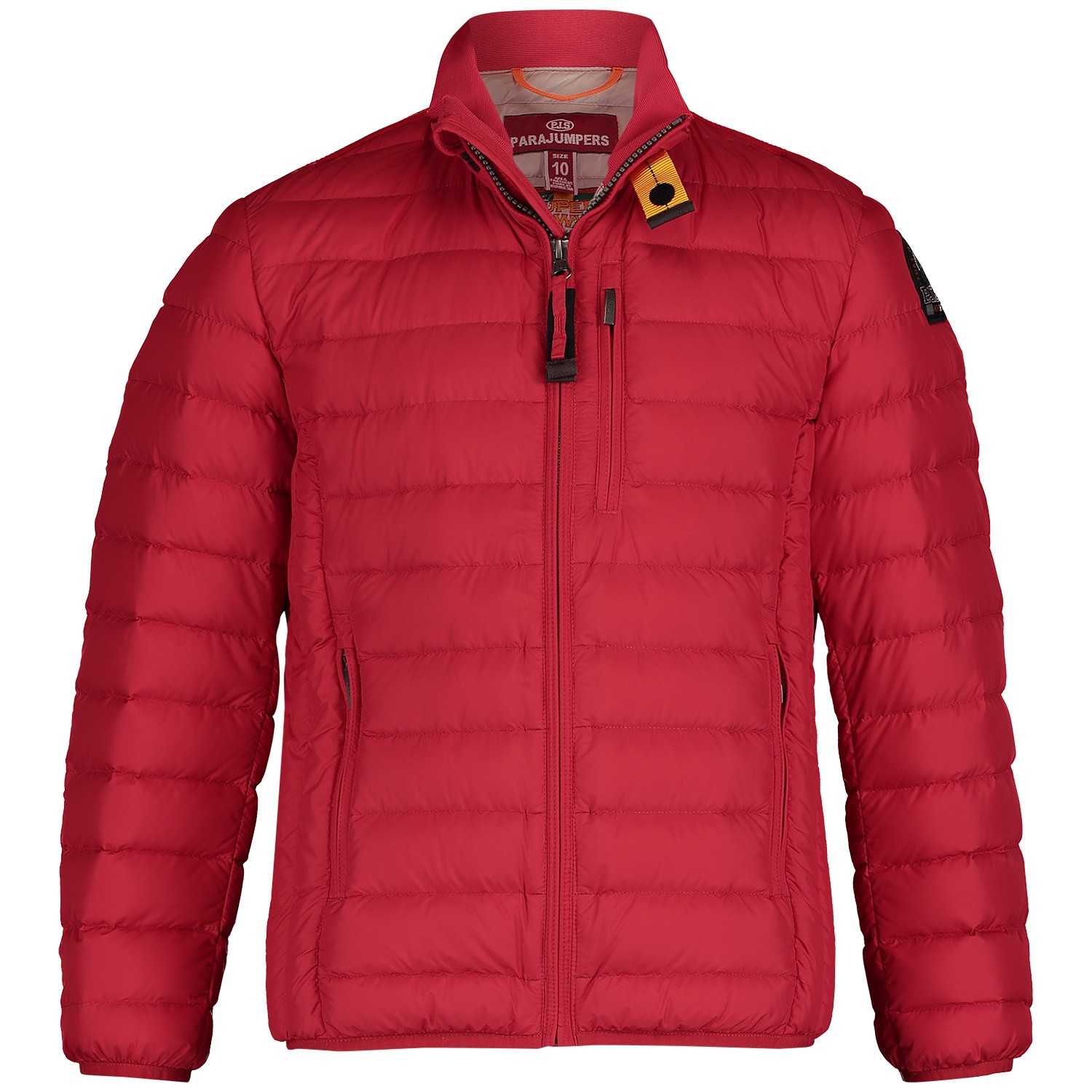 Picture of Parajumpers UGO kids jacket red
