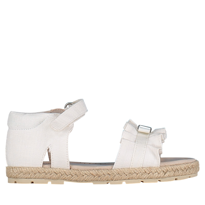 Afbeelding van Mayoral 41036 kinder sandalen ecru
