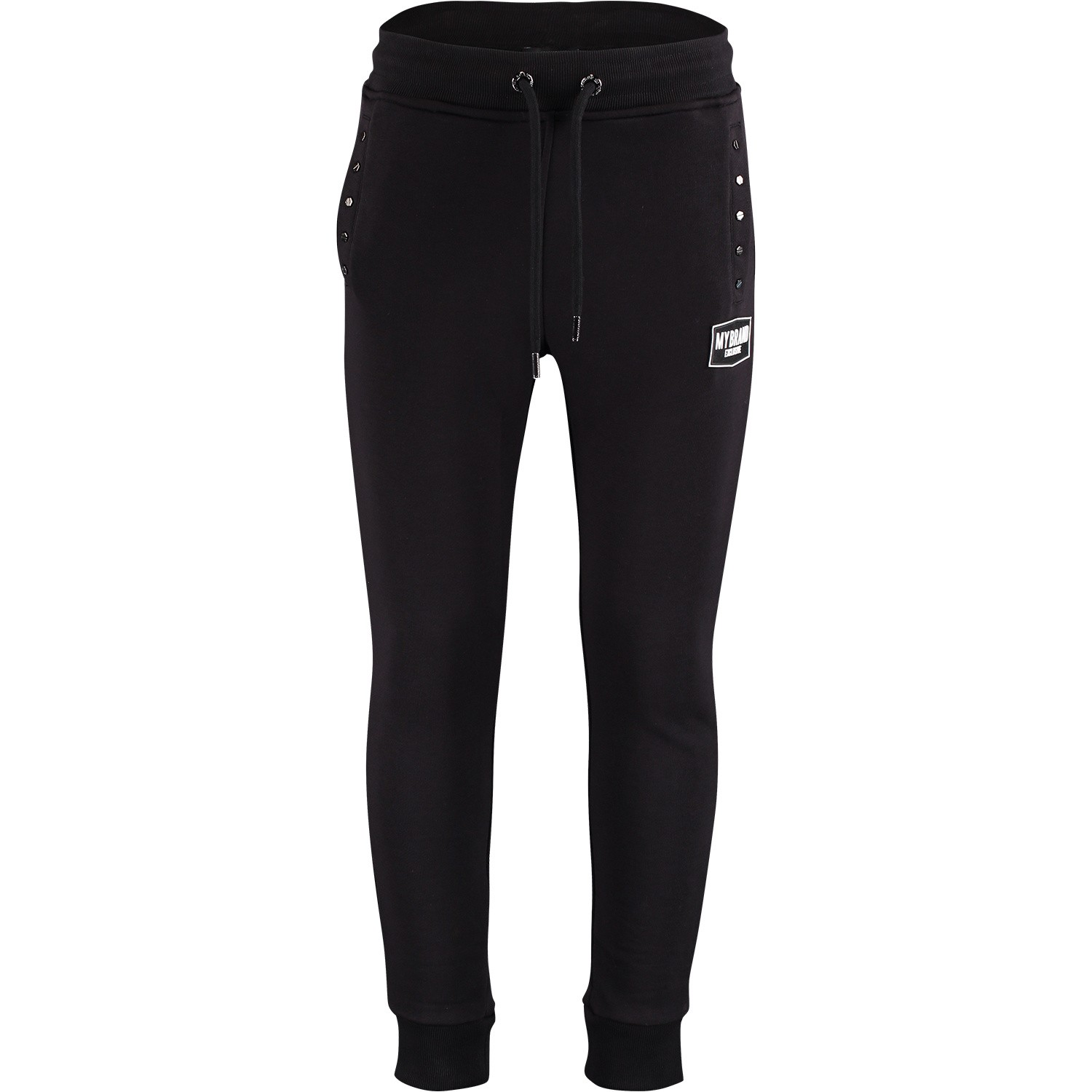 Picture of My Brand MMBJO017G3007 mens jeans black