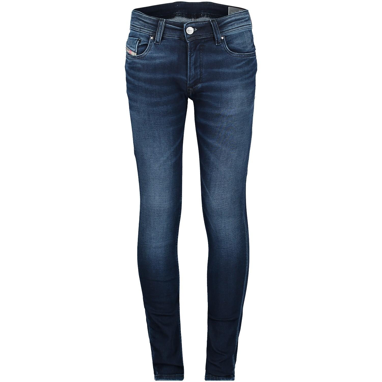 Afbeelding van Diesel 00J3Y1 KXA64 kinderbroek jeans