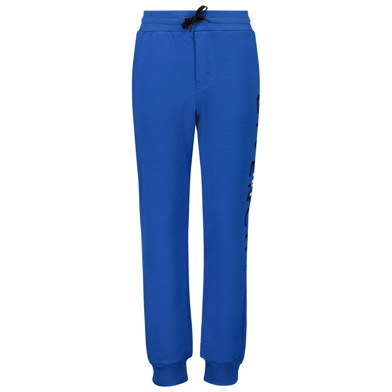 Afbeelding van Givenchy H24133 kinderbroek cobalt blauw