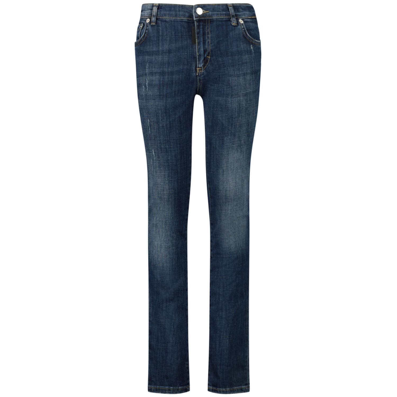 Afbeelding van My Brand 3Y20003B0008 kinderbroek jeans