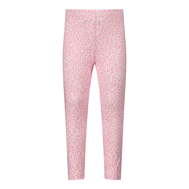 Afbeelding van MonnaLisa 316414 baby legging licht roze