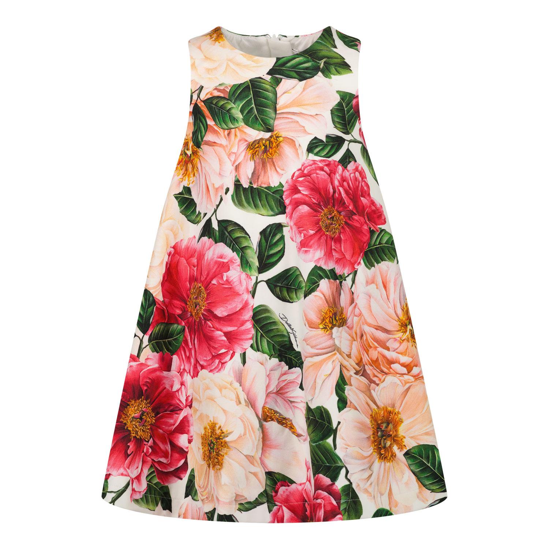 Afbeelding van Dolce & Gabbana L2JDZ0/FSGUD kinderjurk roze