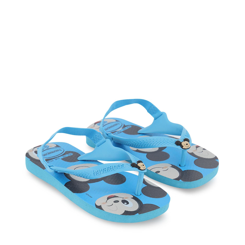 Afbeelding van Havaianas 4137007 kinderslippers blauw