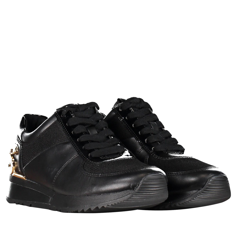 03951f438a2 Michael Kors 43R9Alfs5L dames dames sneakers zwart bij Coccinelle