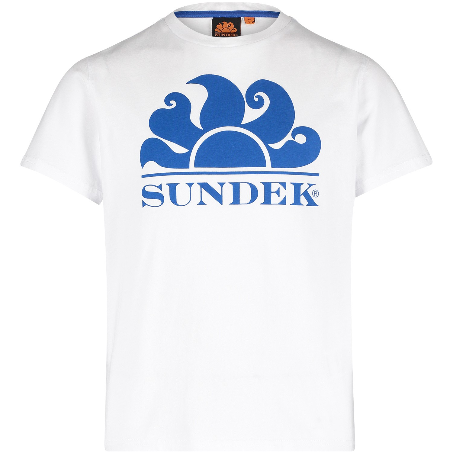 Picture of Sundeck B021TEJ7800 kids t-shirt white