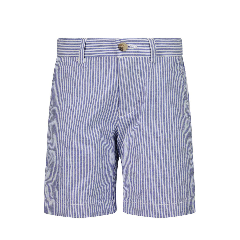 Afbeelding van Ralph Lauren 320834377 baby shorts blauw