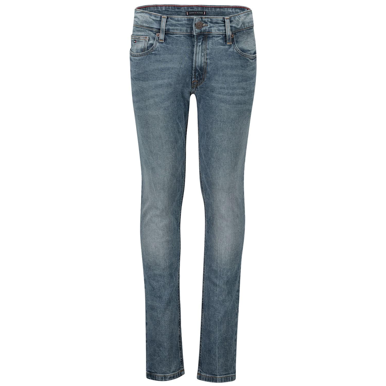Afbeelding van Tommy Hilfiger KB0KB05034 kinderbroek jeans
