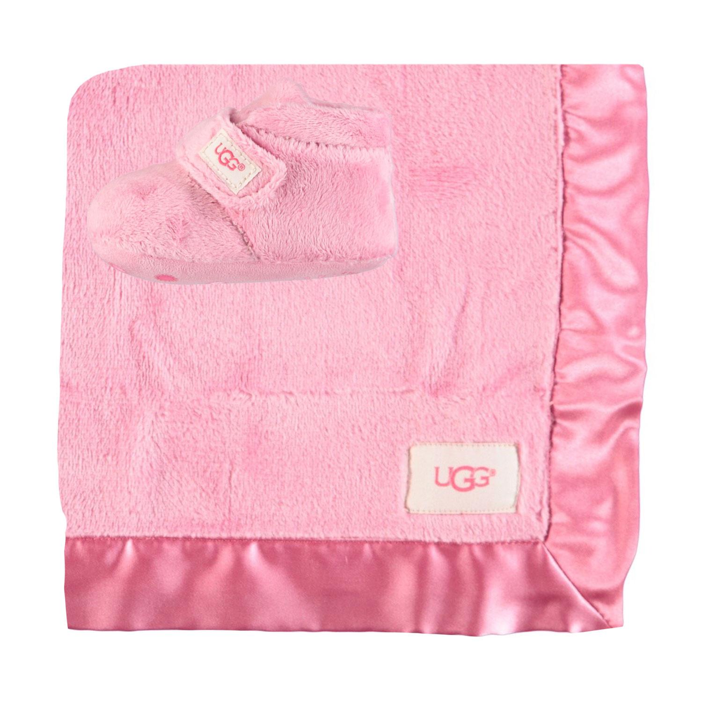 Afbeelding van Ugg 1094823I babyslofjes roze