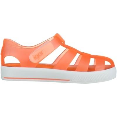 Afbeelding van Igor S10171 kinder waterschoenen oranje