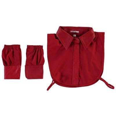 Afbeelding van Est y Ro EST109 overhemdkraag rood