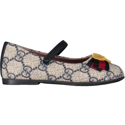 Picture of Gucci 418997 kinderschoen blauw