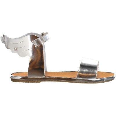 Picture of Babywalker 0024 kids sandal silver