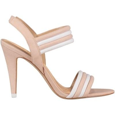 Afbeelding van Katy Perry KP0387 dames sandalettes beige