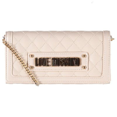 Picture of Moschino JC5613 womens bag off white
