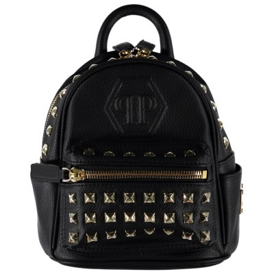 Picture of Philipp Plein GBA0086 kids bag black