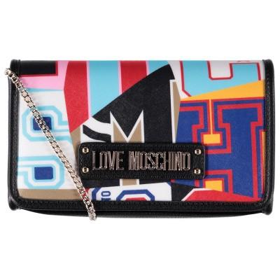Afbeelding van Moschino JC4054 dames tas zwart