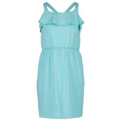 Picture of Guess K92K12 kids dress turquoise