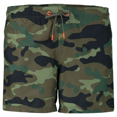 Picture of Sundeck M504BDP0153 mens swimshorts army