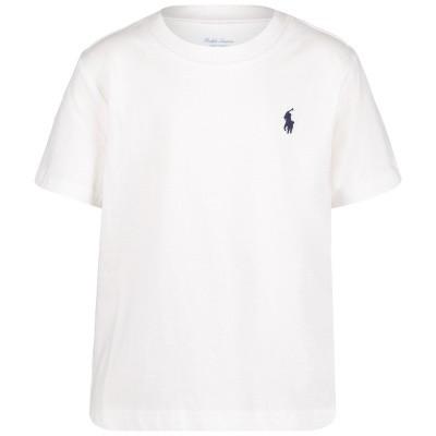 Picture of Ralph Lauren 674984 baby shirt white
