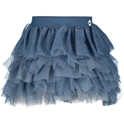 Picture of Mayoral 1901 baby skirt light blue