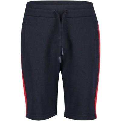 Picture of Antony Morato MKFP00155 kids shorts navy