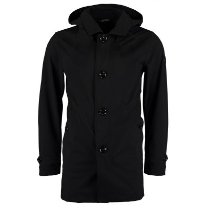 Picture of Airforce M0520 mens coat black