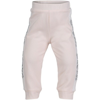 Picture of Philipp Plein CJT0001 baby pants light pink