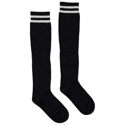 Picture of Bonnie Doon BN753735 kids socks black