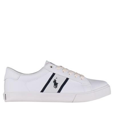Afbeelding van Ralph Lauren RF101688 kindersneakers wit