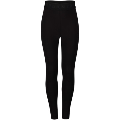 Afbeelding van DKNY D34918 kinder legging zwart