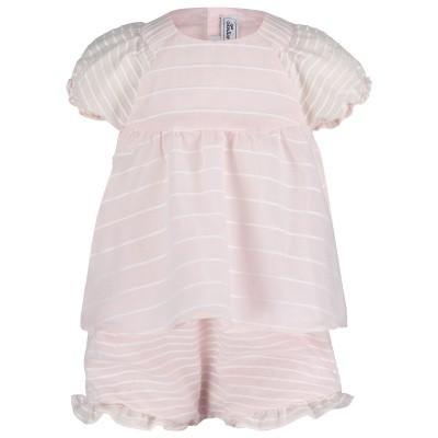 Afbeelding van Tartine et Chocolat TN37001 babysetje licht roze