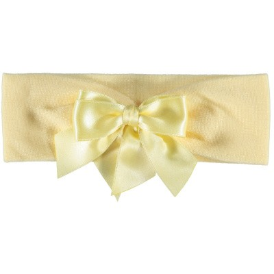 Picture of La Perla 40983 baby accessory yellow