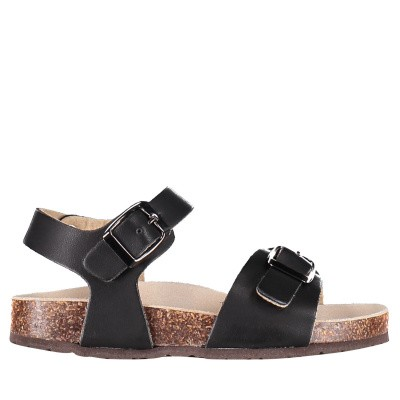Picture of EB 5102 kids sandals black