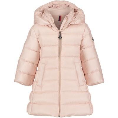 Afbeelding van Moncler 4937205 babyjas licht roze
