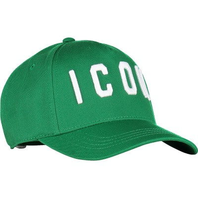 Picture of Dsquared2 DQ031D kids cap green