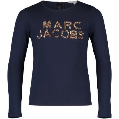 Afbeelding van Marc Jacobs W15400 kinder t-shirt navy