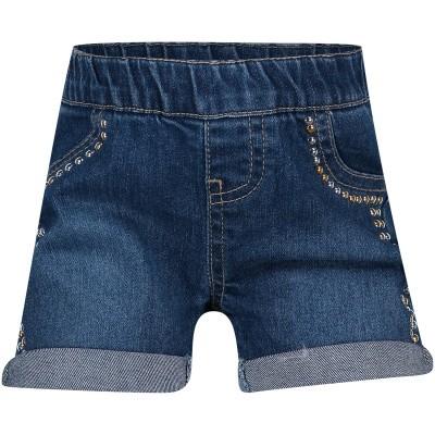 Foto van Guess A91D05 Joggingshorts jeans