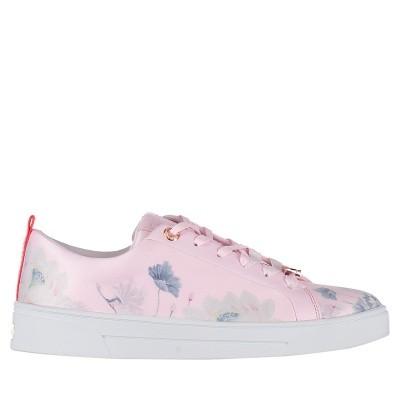 Afbeelding van Ted Baker 917546 dames sneakers licht roze