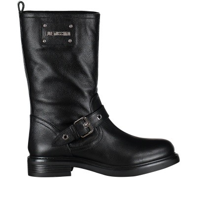 Picture of Moschino JA24143 womens boots black