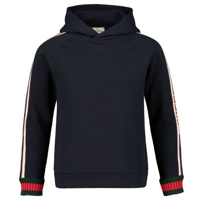 Picture of Gucci 533008 kids sweater navy