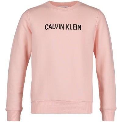 Picture of Calvin Klein IG0IG00016 kids sweater light pink