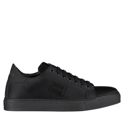 Afbeelding van Antony Morato MMFW01022 heren sneakers zwart