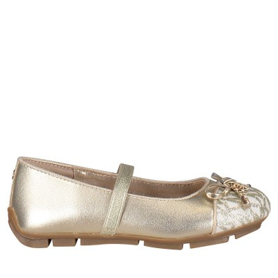 Picture of Michael Kors ZIA ROVER kids shoes gold