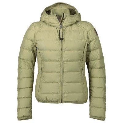 Picture of Parajumpers JULIET kids jacket olive green