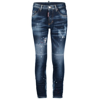 Photograph of Dsquared2 DQ03GE D00TB kids jeans jeans