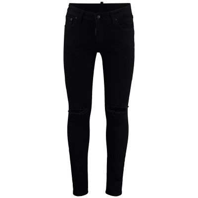 Picture of My Brand MMBJE005G3104 mens jeans black