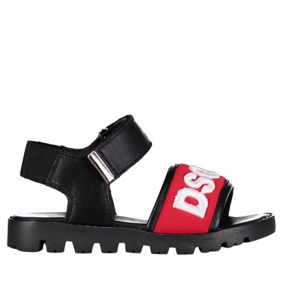 Picture of Dsquared2 59800 kids sandals red